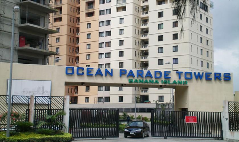 ocean parade towers banana island