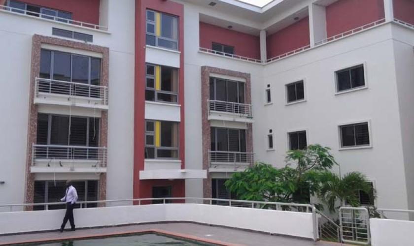 Goospen Apartment
