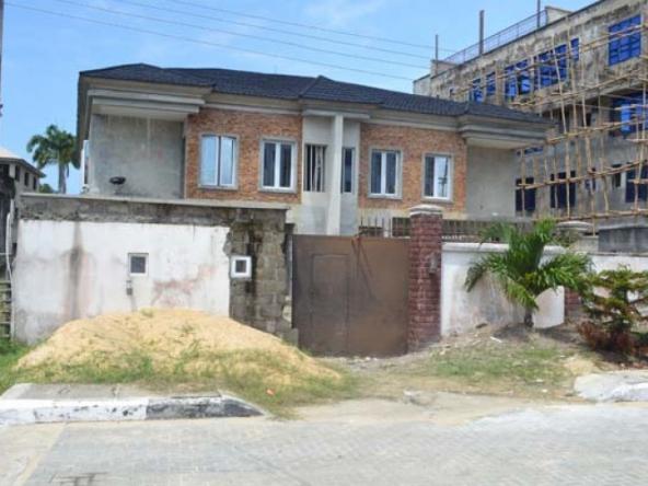 unfinished duplex