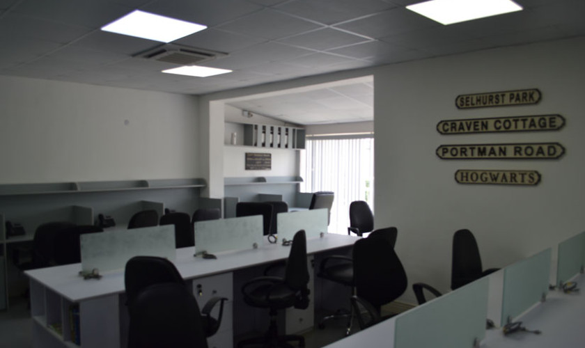 Virtual Office for Lease at Victoria Island