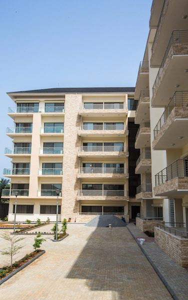 Ule Mojisola Apartments
